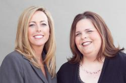 Erin Bolton and Jane Johnson,Co-Founders of Pivot Communications